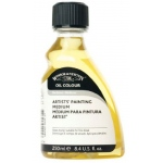 Winsor & Newton™ Artists' Painting Medium 250ml: 250 ml, Oil Painting, (model 3239734), price per each