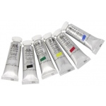 Winsor & Newton™ Designers' Gouache Color Primary Paint Set: Multi, Tube, 14 ml, Gouache, (model 0690174), price per set
