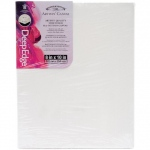 "Winsor & Newton™ Artists' Stretched Canvas Deep Edge Cotton 8"" x 10"": 8"" x 10"", 1 1/2"", Stretched, (model 6015108), price per each"