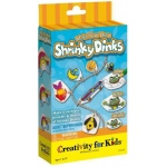 Creativity for Kids® Shrinky Dinks® Make Your Own Mini Kit: Creativity Kit, (model FC1478), price per set