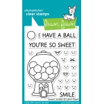 Lawn Fawn - Sweet Smiles Stamp Set