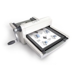 Sizzix - Big Shot Pro Machine - White and Gray with Standard Accessories