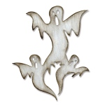 Sizzix - Bigz Die - Ghosts by Tim Holtz