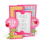 Sizzix - Framelits Die Set 19PK - Card - Gift Card Flip-its by Stephanie Barnard