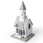 Sizzix - Bigz Die - Village Bell Tower by Tim Holtz