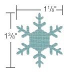 Sizzix - Paper Punch - Snowflake Large by Tim Holtz