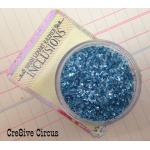 Ranger - ICE Resin - Art Mechanique Inclusions - German Glass Glitter - Sky Blue