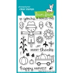 Lawn Fawn - Happy Harvest Stamp Set