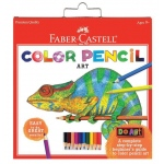 Faber-Castell Do Art Color Pencil Set