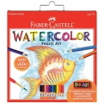 Faber-Castell®  Do Art Watercolor Pencil Set: Kit, Children's Art Kit, (model FC14559), price per set