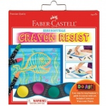 Faber-Castell®  Do Art Irresistible Crayon Resist Set: Kit, Children's Art Kit, (model FC14586), price per set