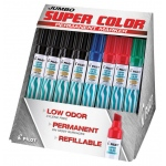 Pilot Permanent Marker Display Assortment (Xylene-Free)