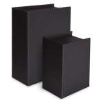 Graphic 45 - Staples - Book Box Black