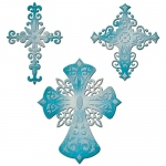 Spellbinders - Shapeabilities - Victorian Crosses