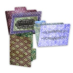 7Gypsies - Printed ATC Folders - Vintage Frills