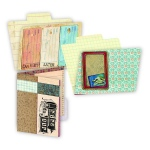 7Gypsies - Printed ATC Folders - Ordre Du Jour