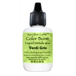 Ken Oliver - Color Burst - Liquid Metals - Verdi Gris