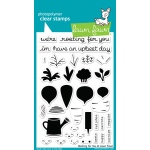 Lawn Fawn - Stamps - Rooting for You Stamps