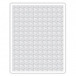 Sizzix - Tim Holtz Alterations - Texture Fades Embossing Folder - Houndstooth