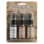 Ranger - Tim Holtz - Distress - Mica Spray Set - 1 oz - 3 Pack