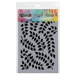 Ranger - Dyan Reaveley - Dylusions - Stencils - Fronds Of Foliage - Small
