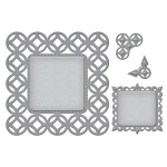 Spellbinders - Nestabilities - Deco Accents - Circle Contempo  Decorative Accents