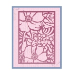 Couture Creations - Frame Die - Magnolia Backdrop Die
