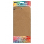 Ranger - Dyan Reaveley - Dylusions Surfaces - Journal Tags - Kraft #12 Tags - 10 Pack