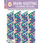 Design Originals - Color This!  Brain-Boosting Coloring Book