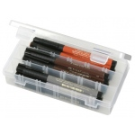 "ArtBin Solutions Mini Box: Translucent, 7"" x 4"" x 1.5"""