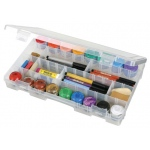 Solutions™ Box Large, 4 Compartment 5004ab