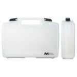"ArtBin Large Quick View Stdandard Base Carrying Case: Clear Transparent,  17"" x 3.875"" x 12.375"""