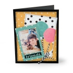 Sizzix - Thinlits Die Set - 12 Pack - Photo Frame & Words by Lynda Kanase
