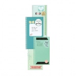 Sizzix - Thinlits Die Set - 2 Pack - Planner Page Bindables by Lynda Kanase