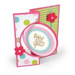 Sizzix - Framelits Die Set - 8 Pack - Circles - Dotted by Stephanie Barnard