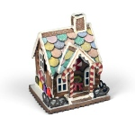 Sizzix - Tim Holtz Alterations - Bigz Die - Village Gingerbread
