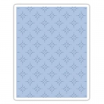 Sizzix - Tim Holtz Alterations - Texture Fades Embossing Folder - Star Bright