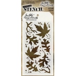 Stampers Anonymous - Tim Holtz - Autumn Stencil