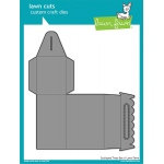 Lawn Fawn - Lawn Cuts - Scalloped Treat Box Dies