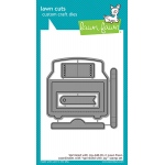 Lawn Fawn - Lawn Cuts - Sprinkled With Joy Add-On Dies