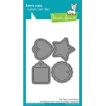 Lawn Fawn - Lawn Cuts - Tiny Tags Dies