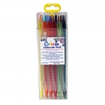Marvy Uchida - Color In - Watercolor Twist 12 Pc Set