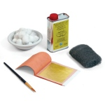 Natural Pigments Oil Gilding Kit