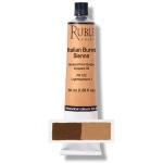 Natural Pigments Italian Burnt Sienna 50 ml