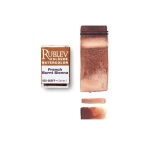 Rublev Colours French Burnt Sienna (Full Pan) - Color: Reddish Brown