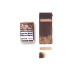 Rublev Colours Cyprus Burnt Umber Warm (Full Pan) - Color: Brown