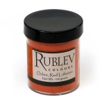 Natural Pigments Luberon Red Ocher RFLES 4 oz - Color: Red