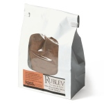 Rublev Colours Italian Burnt Umber Warm 5 kg - Color: Brown
