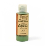 Natural Pigments Chromium Oxide Green 2 fl oz - Color: Green