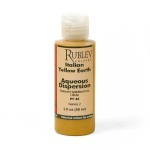 Rublev Colours Italian Yellow Earth 2 fl oz - Color: Yellow